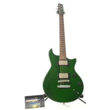 1998 Terry McInturff Polaris Standard Electric Guitar - Emerald Green w/OHSC