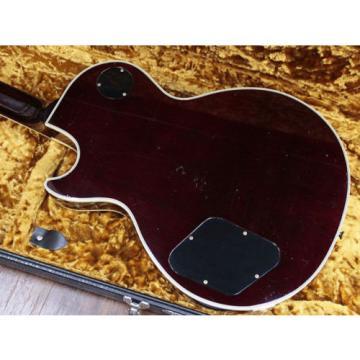 Gibson Les Paul Custom Florentine Used  w/ Hard case