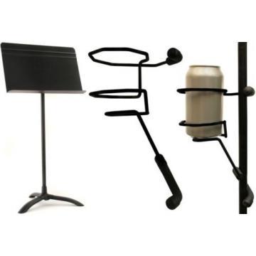 Manhasset Symphony Stand - Single + String Swing SH01 Stagehan... - Value Bundle