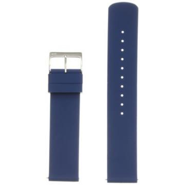 Skagen SKB6035 20mm Silicone Blue Watch Strap Free-Ship
