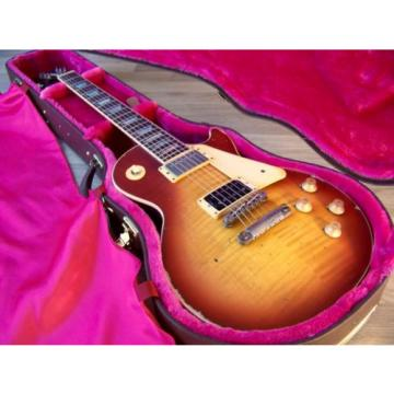 TPP Jimmy Page No.1 / Number One - Gibson USA Les Paul Standard - Relic Tribute