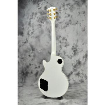 Orville Les Paul Custom Alpine White, Electric guitar, MIJ, a1024