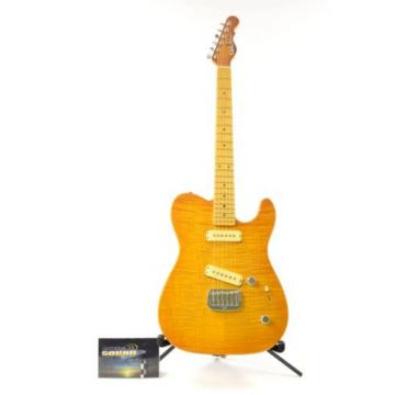 G&L ASAT Special Deluxe Electric Guitar - Honeyburst w/ G&L Gig Bag