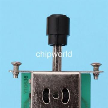 3 Way Pickup Selector Switch For Fender Telecaster Strat Guitar Round Tips