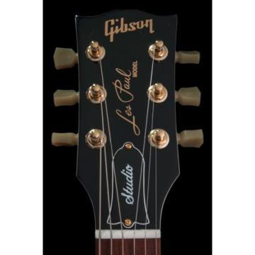 Gibson 2016 T Les Paul Studio Alpine White with case