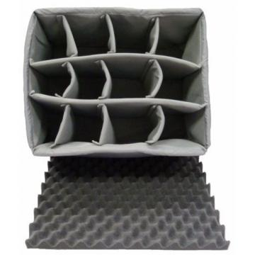 Grey Padded dividers for the Pelican iM2750. Case not included. Divider set only