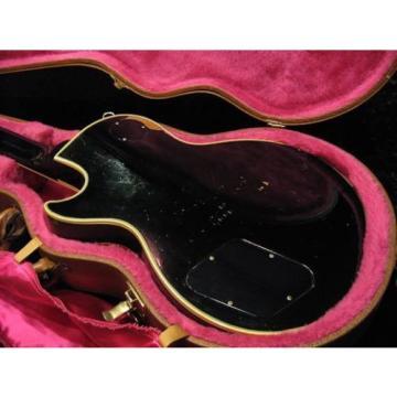 Gibson 1973 Les Paul Custom Used  w/ Hard case