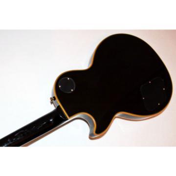 Epiphone Les Paul Custom Classic PRO Black Ebony Electric Guitar
