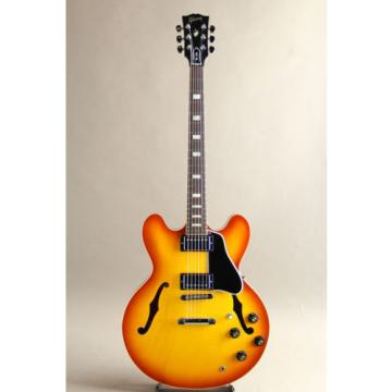 Gibson Custom Shop: Memphis Larry Carlton Signature ES-335 Carlton Burst 2007