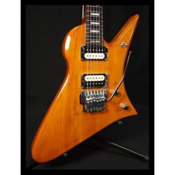 YAMAHA HR-Ⅲ, Explorer type, Electric guitar, Made in Japan, m1260