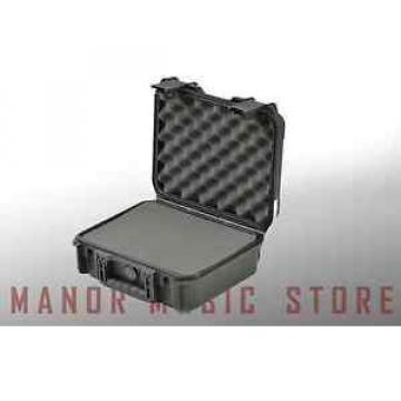 "SKB Waterproof Hard Case 12"" x 9"" x 4.5"" with Cubed Foam"