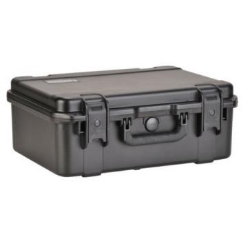 Black SKB Case 3i-1813-7B-C With Foam & Storm TSA- iM2400 Travel lock.