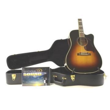 2013 Gibson Hummingbird Pro Acoustic-Electric Guitar - Vintage Sunburst w/OHSC