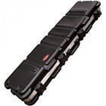 "SKB Cases 3SKB-4212W Low Profile Ata Utility Case 12"" W/ Wheels 3SKB4212W Sturdy"