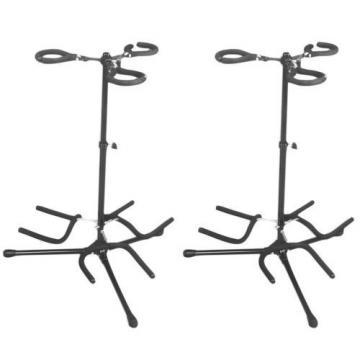 On-Stage Stands GS7353B-B Flip-It! -Triple (2-pack) Value Bundle