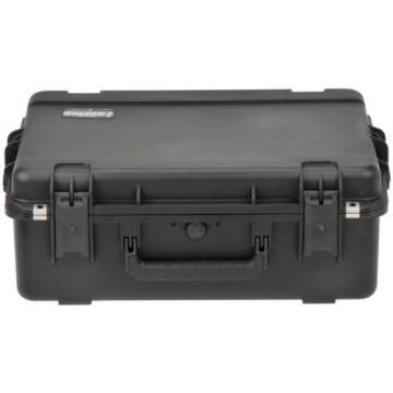 Yellow SKB Case 3i-2217-8Y-E No foam & Pelican TSA- 1600 Lock.