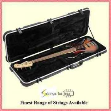 SKB 1SKB-44 Electric Bass Guitar Rectangular Case with TSA Locks