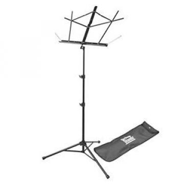 On-Stage Stands Tubular Tripod Base Sheet Music Stand (Light Blue, w/Bag) NEW