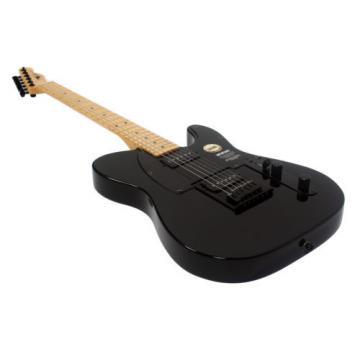 920D Fender Standard Tele Gib Mod Duncan P-Rails All Black w/Case
