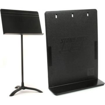 Manhasset Symphony Stand - Single + Stand Outs M91 Standout Mu... - Value Bundle
