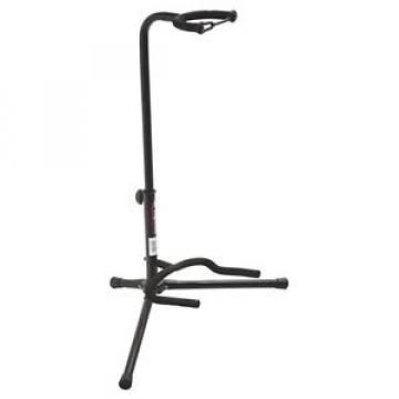 NEW On Stage XCG4 Black Tripod Guitar Stand, Single Stand