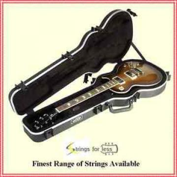 SKB 1SKB-56 Les Paul Moulded Guitar Case TSA Locks