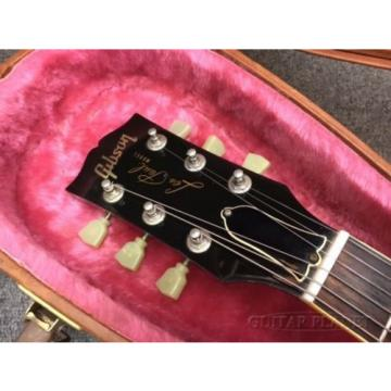 Gibson 1987 Les Paul Reissue Heritage Cherry Sunburst Electric guitar from japan