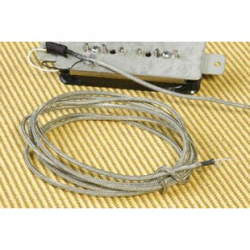 2 Feet Lindy Fralin Braided Shielded Wire For Gibson Humbuckers And P90 Pickups
