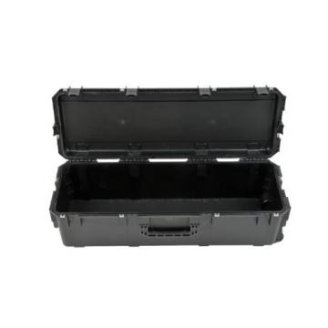 Black SKB 3i-4213-12B-E Case. No Foam.  Comes with lid foam only(convoluted)