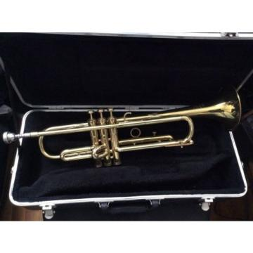 SUNDAY $ALE A+PLAYER VINTAGE MARTIN COMMITTEE JAZZ Bb TRUMPET &SKB CASE BENGE MP