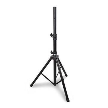 Pyle PSTND1 Tripod Speaker Stand Holder Mount, Extending Height Adjustable,