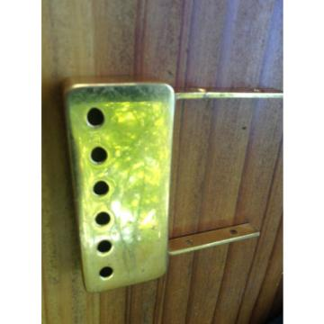 Gold Vintage Original 1960's Gibson Johnny Smith Floating Neck Pickup Cover