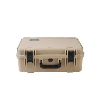 Desert Tan SKB Case 3i-2015-7T-E No Foam with Storm TSA- iM2600 Travel lock
