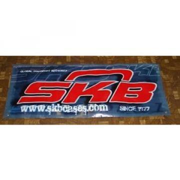 """SKB CASES Advertising Banner - Full Color Vinyl Banner 49"""" x 19"""""""