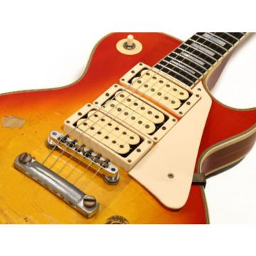 Gibson Custom Shop Inspired by Ace Frehley Budokan Les Paul Custom Aged, m1181