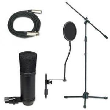MCA SP-1 Studio Condenser Microphone with Stand and Cable Package - New
