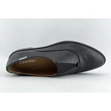 Calvin Klein Daphne Gibson Women US 6 Black Loafer Blemish 2979