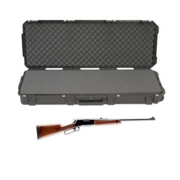"New SKB Waterproof Plastic Molded 42.5"" Gun Case Browning Lever Action Rifle"