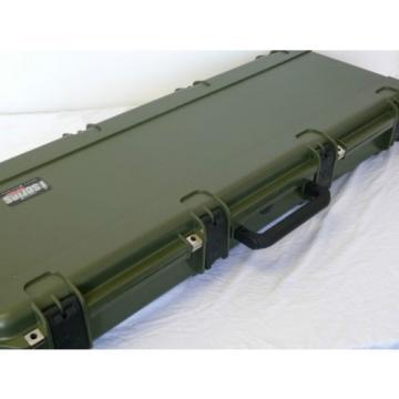 OD Green. SKB Cases  3i-4214-5M-L  With foam.