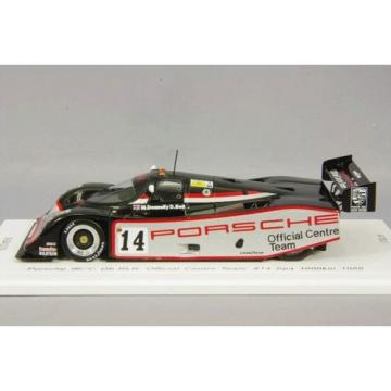 "Spark 1/43 Porsche 962C Gti-RLR ""Official Centre Team"" 1988 Spa 1000km # 14"