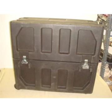 """SKB ROTO CASE 3SKB-2026 WITH FOAM/WHEELS FOR 20-26"""" LCD/LED FLAT PANEL MONITORS"""