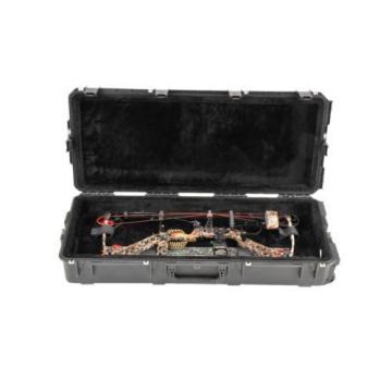 Black SKB Mathews Z7 Parallel Limb Bow Case 3i-4217-PL W/ 2 TSA locking latches