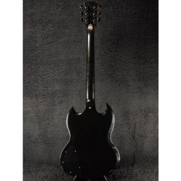 Gibson SG Gothic Satin Black Used Guitar Free Shipping from Japan #g2062