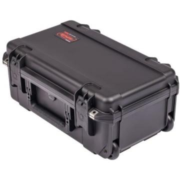 SKB  BLACK 3i-2011-7B-D With padded dividers & Pelican 1510 Lid organizer 1519