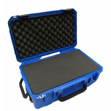 SKB Case Blue with foam. With a Pelican 1510 Foam set, Locking Latches, lid org.