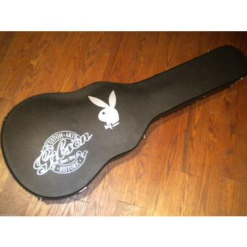 Gibson PLAYBOY Custom Shop Art Historic Les Paul Hard Shell Guitar Case 1 of 50
