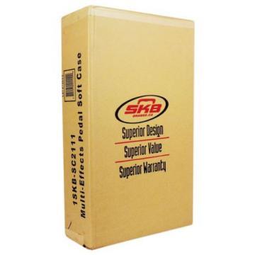SKB 1SKB-SC2111 Foot Pedal+Controller Soft Case (VG99, FC300, RP1000, M13)