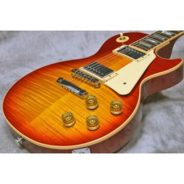 Gibson Les Paul Standard 2015 Heritage Cherry Sunburst Candy USA E-Guitar