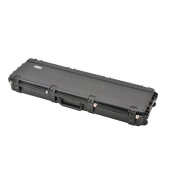 SKB Black 3i-5014-6 Black case, with 2lb solid mini cell and abs middle plastic