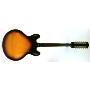 Gibson ES-335TD 12strings 1968 Vintage Used Sunburst w/ Hard case arrives1week